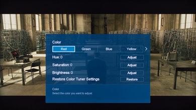 Hisense H8C Calibration Settings 16