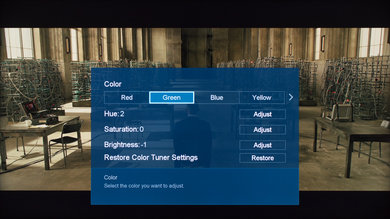 Hisense H8C Calibration Settings 17