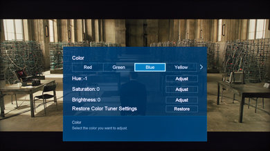 Hisense H8C Calibration Settings 18