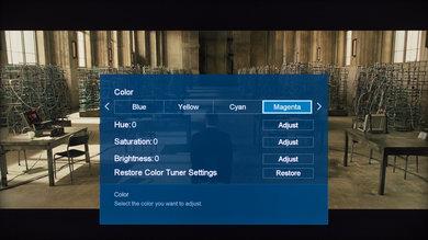 Hisense H8C Calibration Settings 21