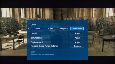 Hisense H8C Calibration Settings 22