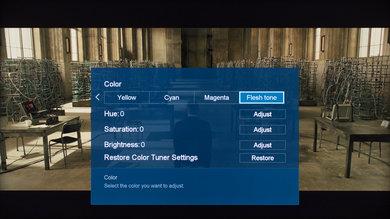 Hisense H8C Calibration Settings 22