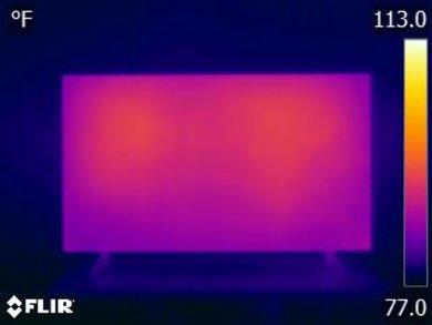 Samsung Q8FN/Q8/Q8F QLED 2018 Temperature picture