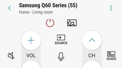 Samsung Q60/Q60R QLED Remote App Picture