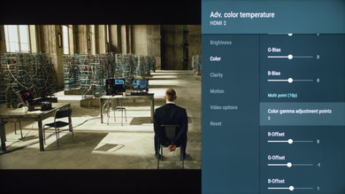 Sony X940E Calibration Settings 17