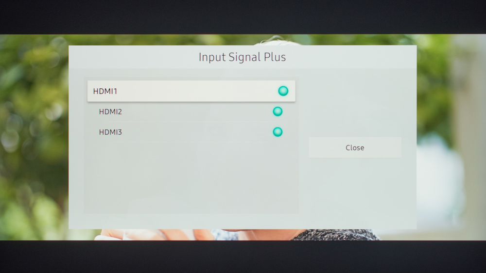 Samsung Q50/Q50R QLED Calibration Settings 55