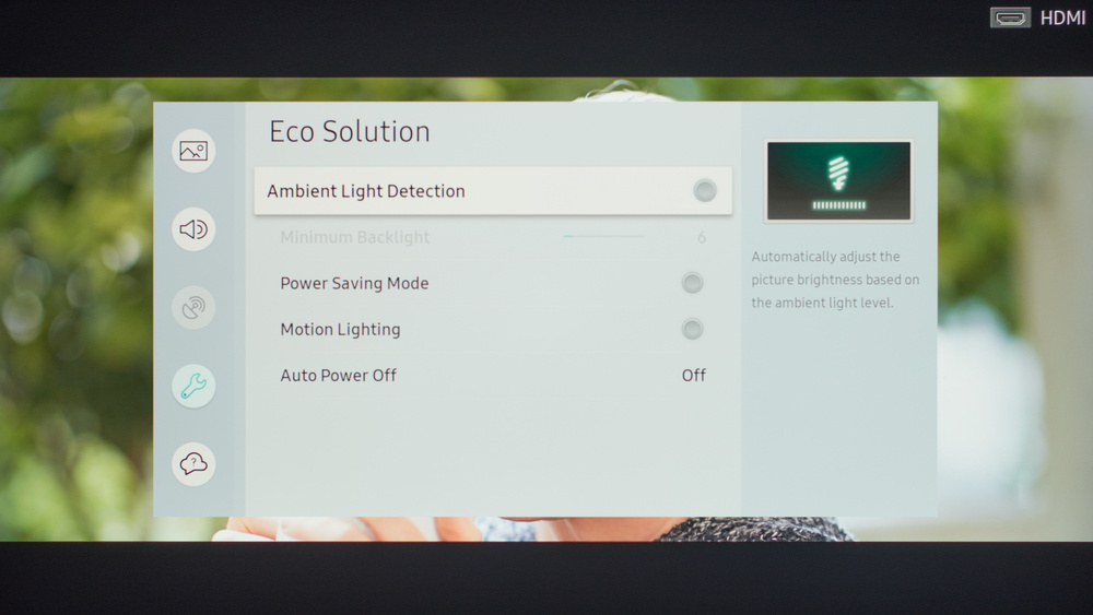 Samsung Q50/Q50R QLED Calibration Settings 56