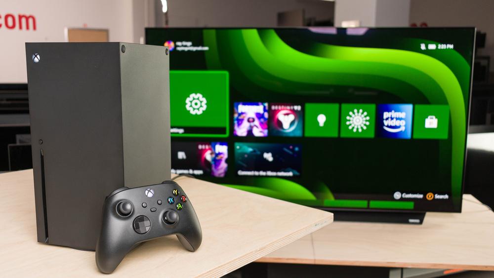 Best Xbox Series X TVs