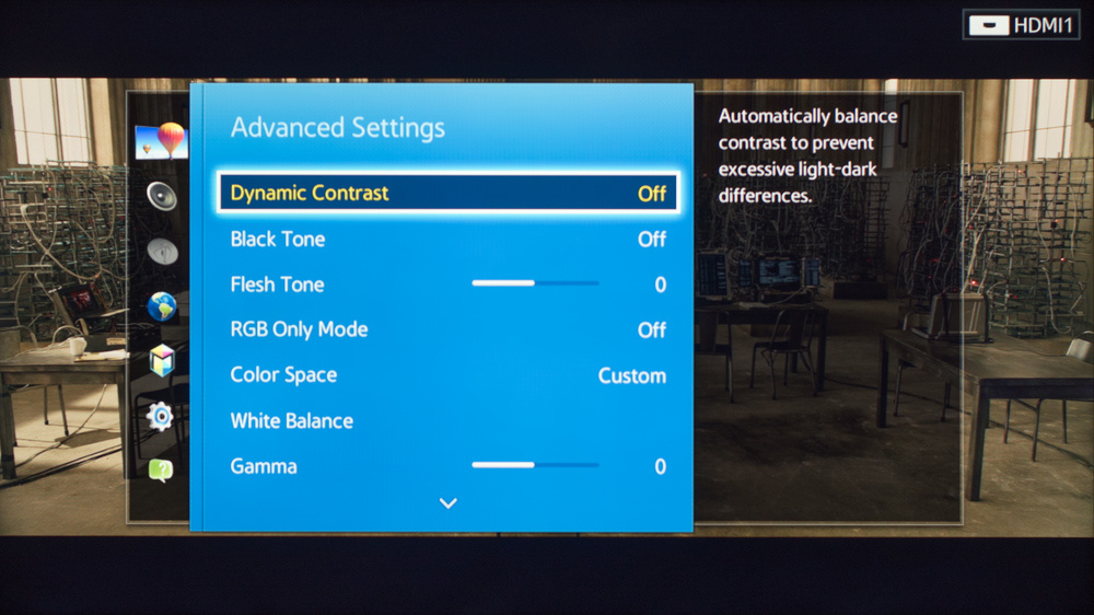 Samsung J6200 Calibration Settings 16