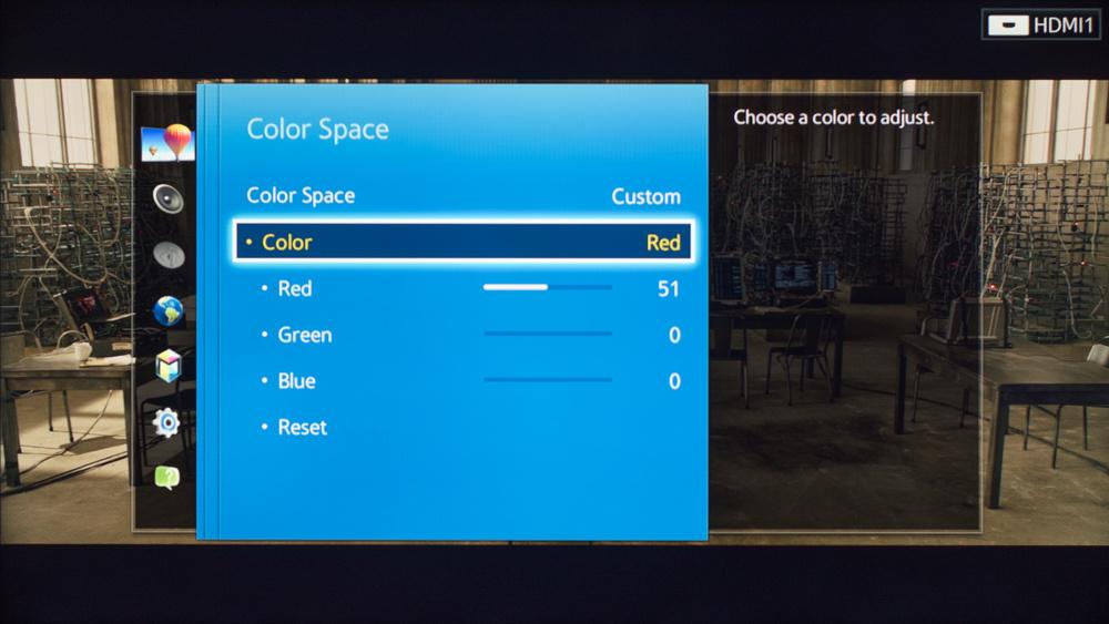 Samsung J6200 Calibration Settings 17