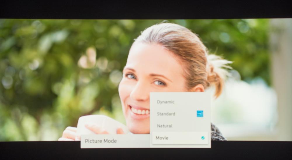Samsung Q7CN/Q7C QLED 2018 Calibration Settings 2