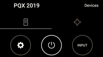 Vizio P Series Quantum X 2019 Remote App Picture