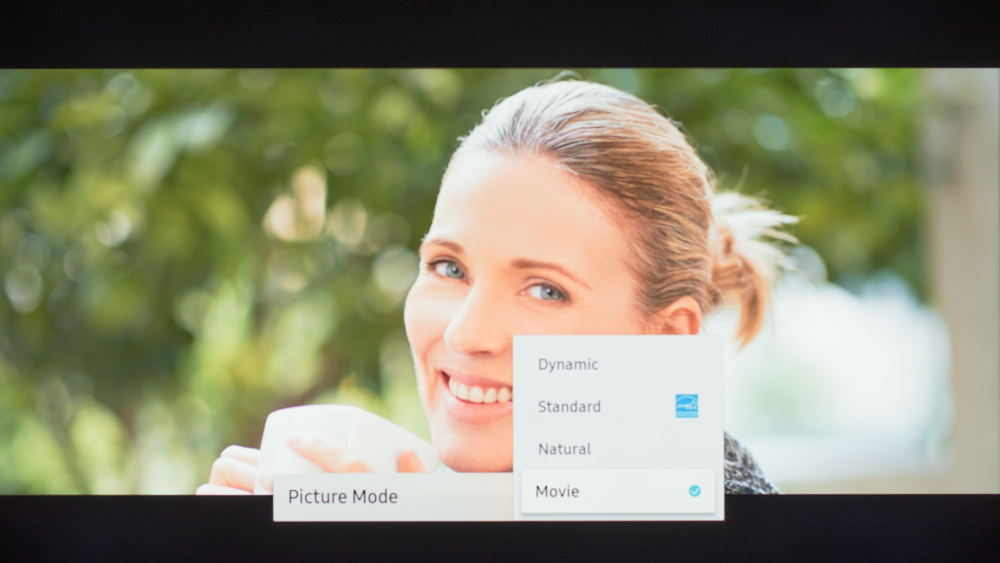 Samsung MU6100 Calibration Settings 3