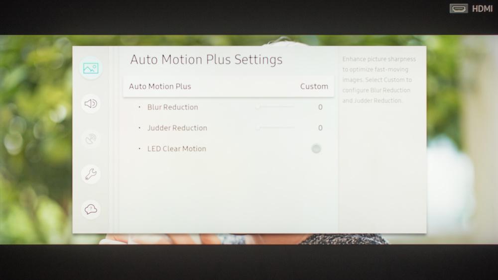 Samsung Q9FN Calibration Settings 11