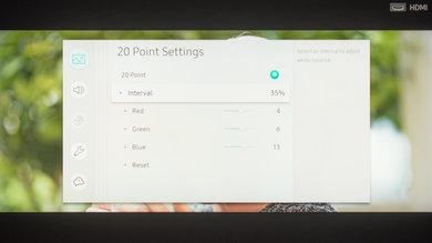 Samsung Q9FN Calibration Settings 20