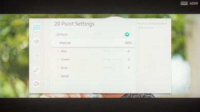 Samsung Q9FN Calibration Settings 21