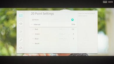 Samsung Q9FN Calibration Settings 28