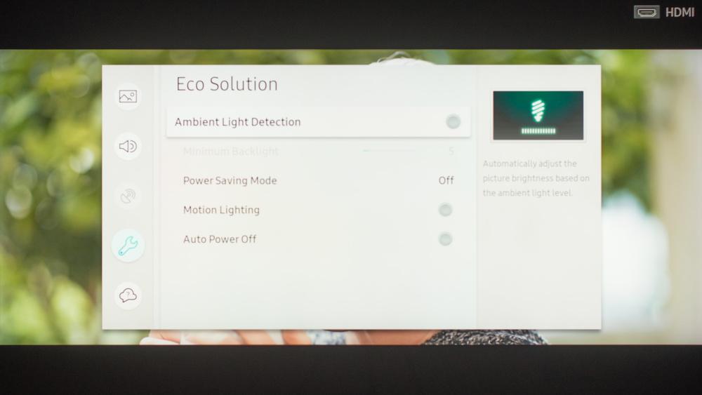 Samsung Q9FN Calibration Settings 52