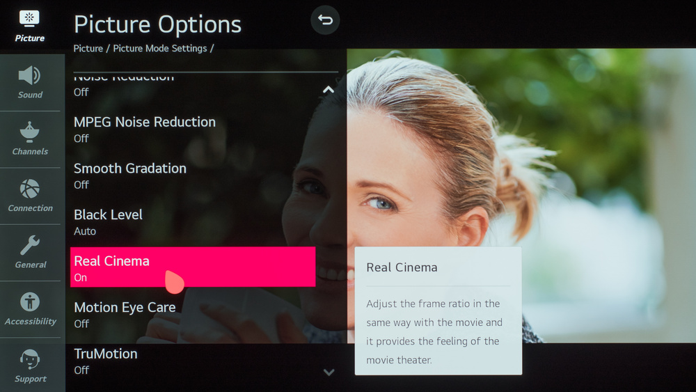 LG GX OLED Calibration Settings 16