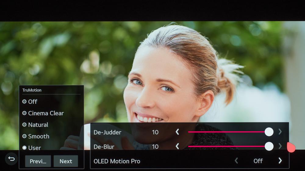 LG GX OLED Calibration Settings 17
