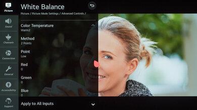 LG GX OLED Calibration Settings 22