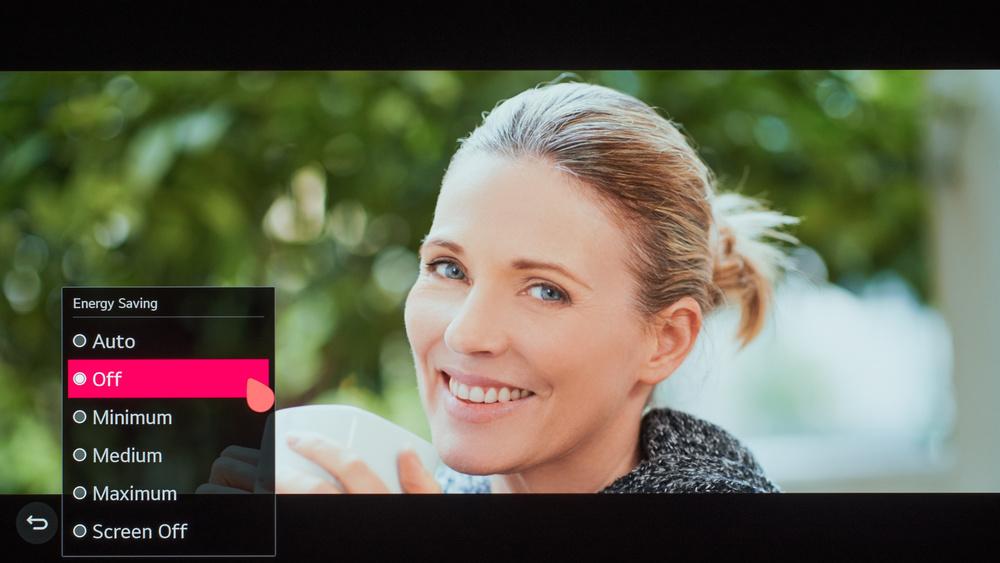 LG GX OLED Calibration Settings 5