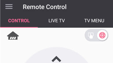 LG SK9500 Remote App Picture