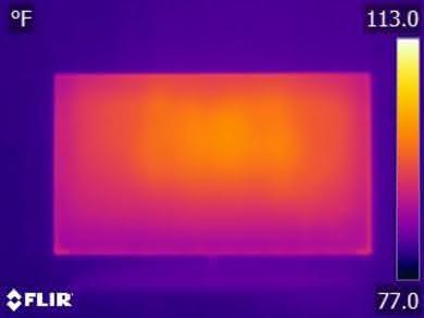 LG SK9500 Temperature picture