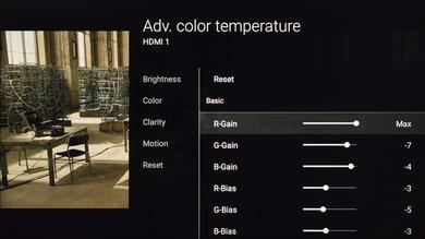 Sony X850D Calibration Settings 6