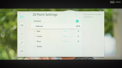 Samsung Q900/Q900R 8k QLED Calibration Settings 24