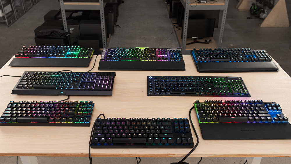 The 7 Best Gaming Keyboards - Spring 2021: Reviews - RTINGS.com