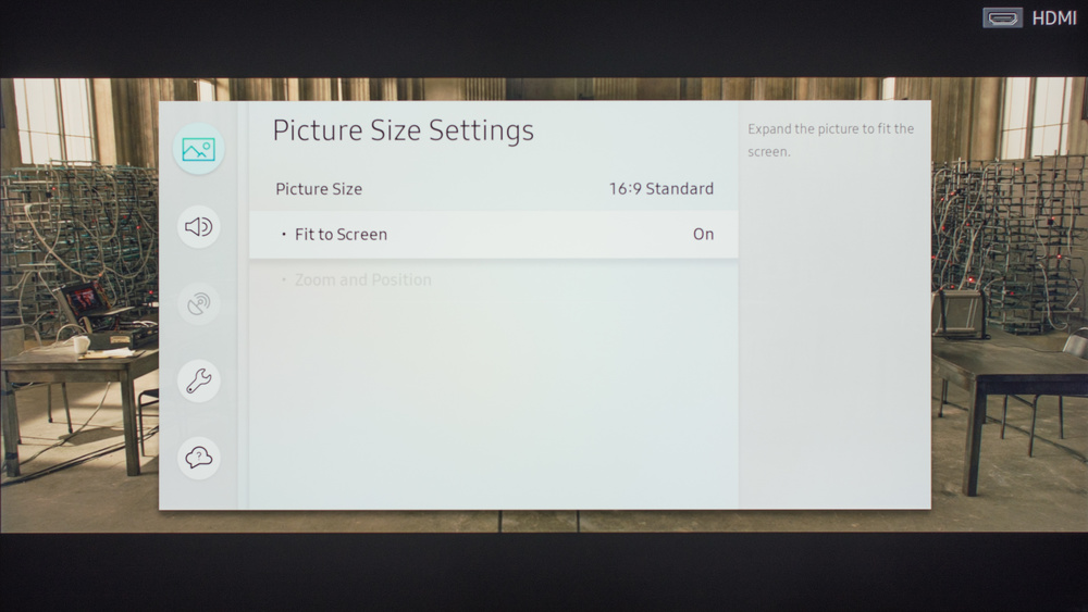Samsung MU7000 Calibration Settings 2
