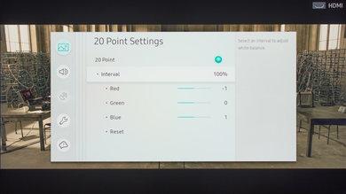 Samsung MU7000 Calibration Settings 28