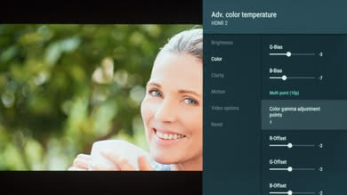 Sony A9F OLED Calibration Settings 10
