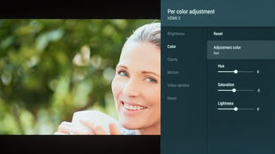 Sony A9F OLED Calibration Settings 17