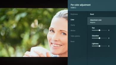 Sony A9F OLED Calibration Settings 18