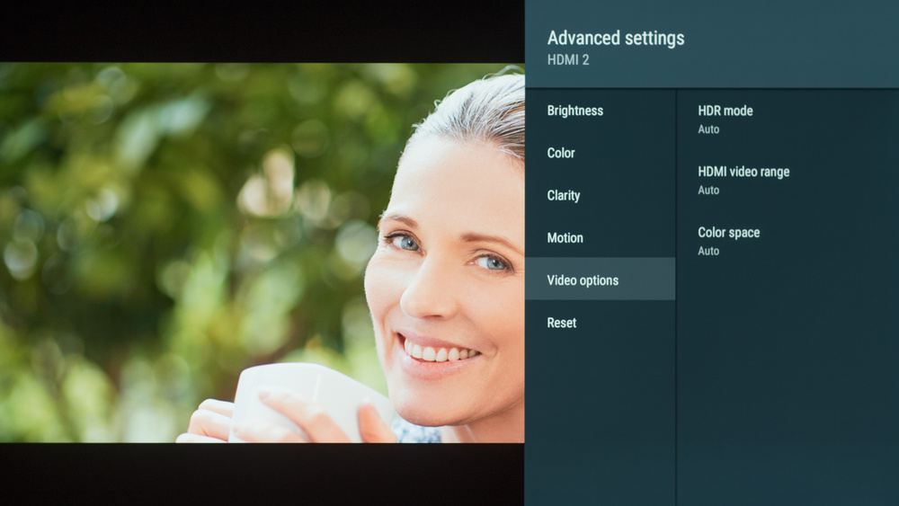 Sony A9F OLED Calibration Settings 25