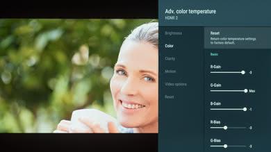 Sony A9F OLED Calibration Settings 5