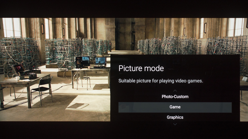 Sony A1E Calibration Settings 2