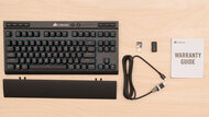 Corsair K63 Wireless Mechanical Gaming Keyboard Bundle Picture