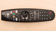 LG BX OLED Remote Picture