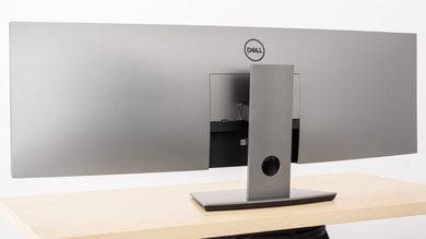 Dell U4919DW Back picture