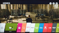 LG UH6100 Smart TV Picture