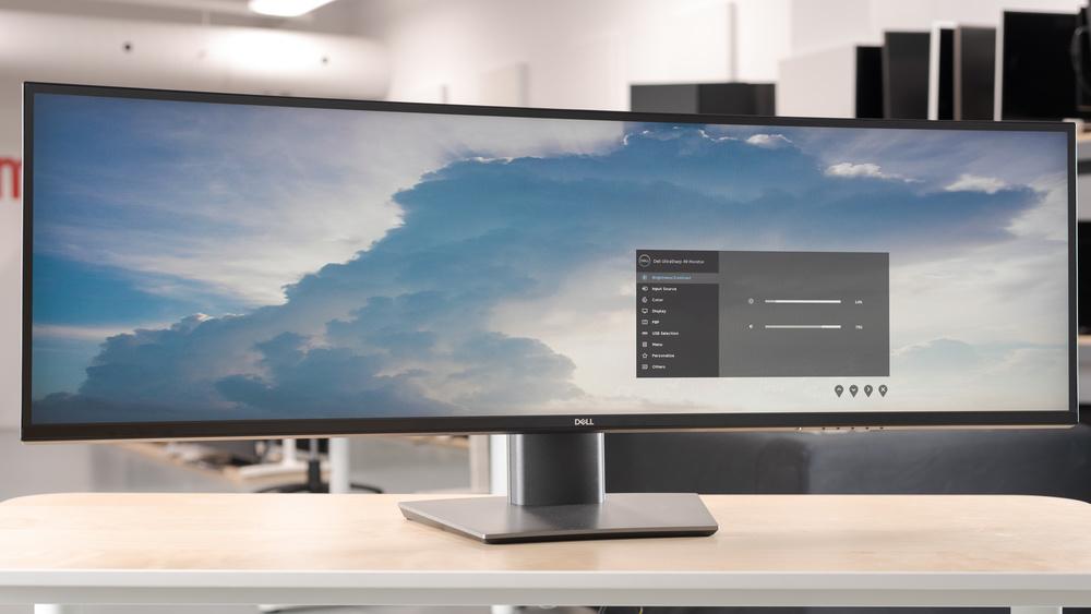 Dell U4919DW Picture