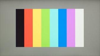 ASUS ZenScreen MB14AC Color Bleed Vertical