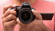 Nikon D5600 Hand Grip Picture
