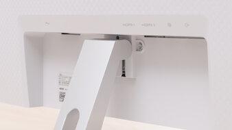 Dell S2721D Ergonomics Picture
