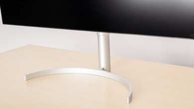 LG 32UL950-W Stand picture