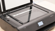 HP OfficeJet 5255 Scanner Flatbed Picture