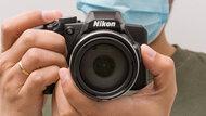 Nikon COOLPIX B600 Hand Grip Picture